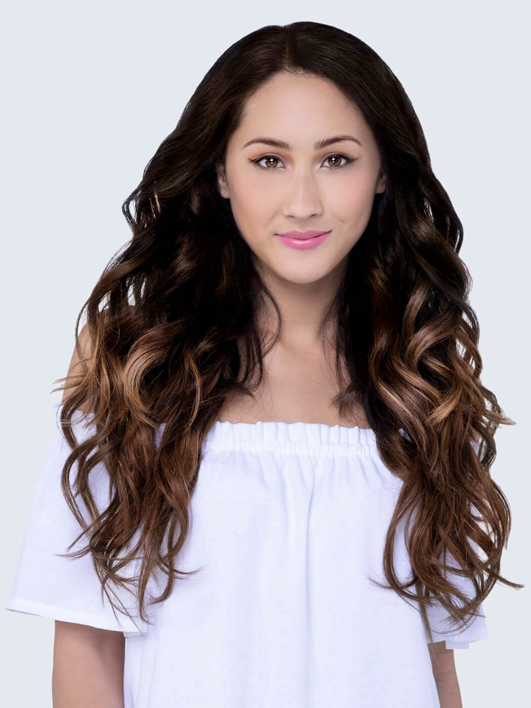 Human Hair Extensions | Ombre Clip In Extensions | Clip In hair Extensions | 20 Inch Hair Extensions | Human Hair Extensions
